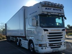 Whites Transport Services - Jason Ellis