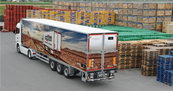 CHEREAU's liveries