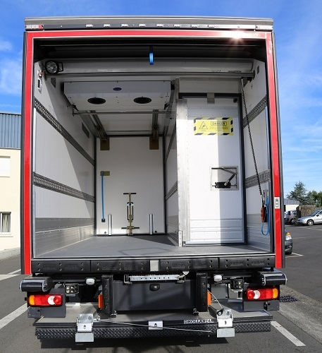 CHEREAU's refrigerated rigids for out-of-home catering